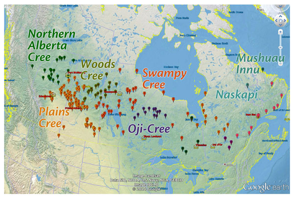 Cree Map July 2014a