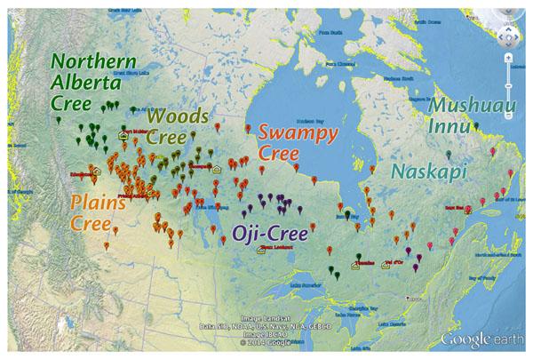Cree Map July 2014a