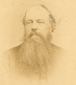 Rev William Mason