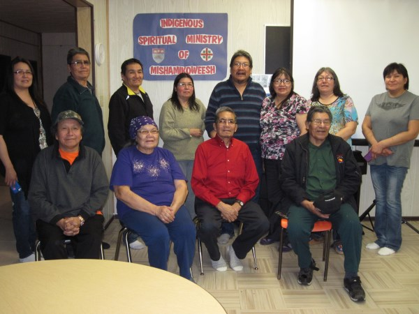 Oji-Cree Bible Translation Committee