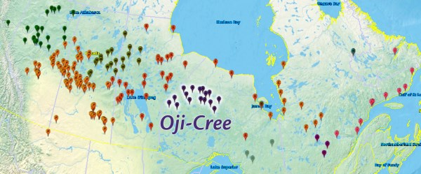 Oji-Cree narrow