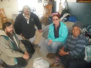 September 2011 visit to Natuashish