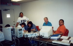 MTT workshop in Catalina, 2002