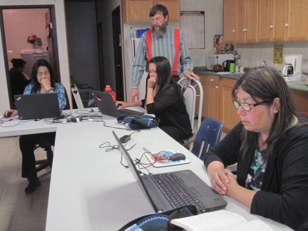 Translation workshop at Mission House