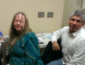 Barb Penner and Tomas Ortiz, Canadian Bible Society