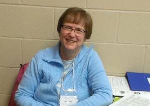 Ruth Heeg, Canadian Bible Society translation consultant