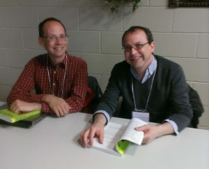 Jeff Green and Paul Arsenault (CanIL, Tyndale)