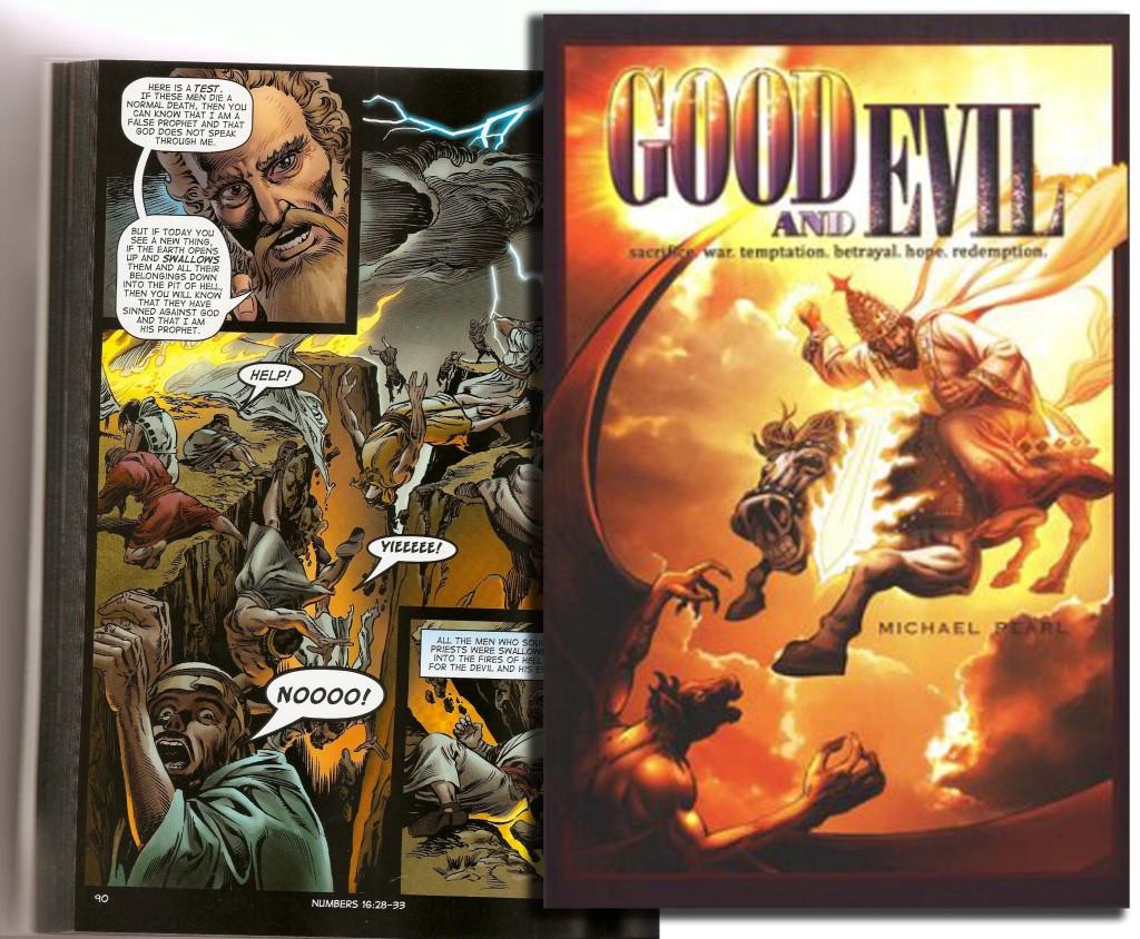 Good & Evil book copy