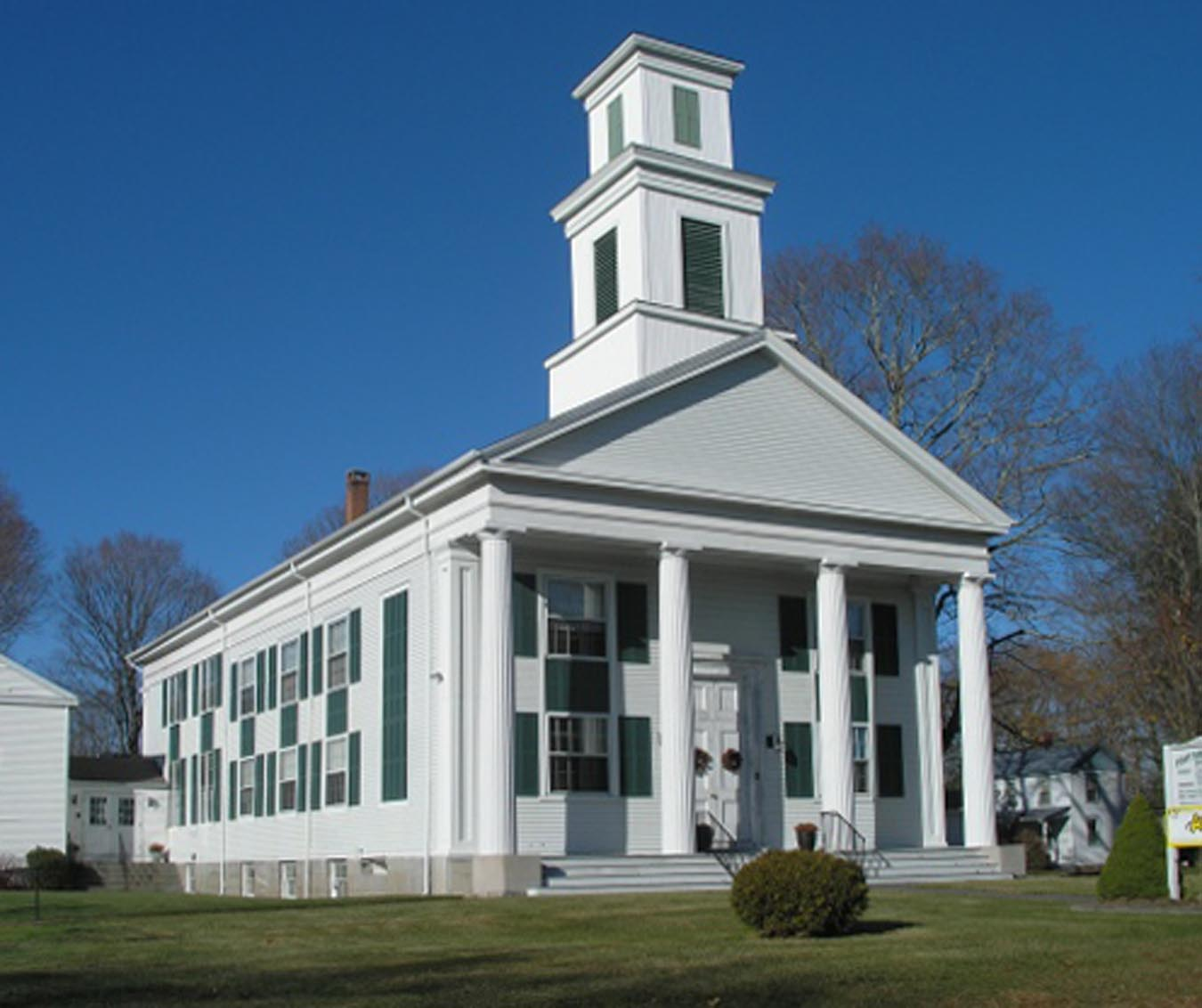 First Baptist Church of Waterford
