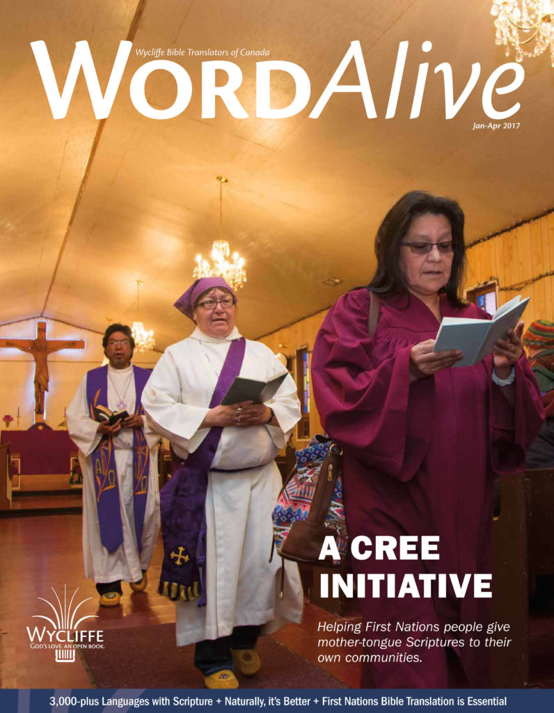 Word Alive Jan-Apr 2017 Volume 35 Number 1