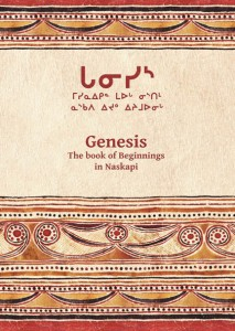 genesis front cover