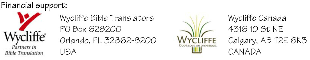 WBT addresses
