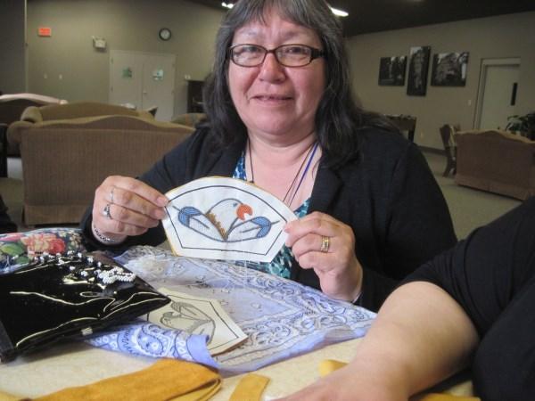 Ruth K--Handcrafts after the workshop