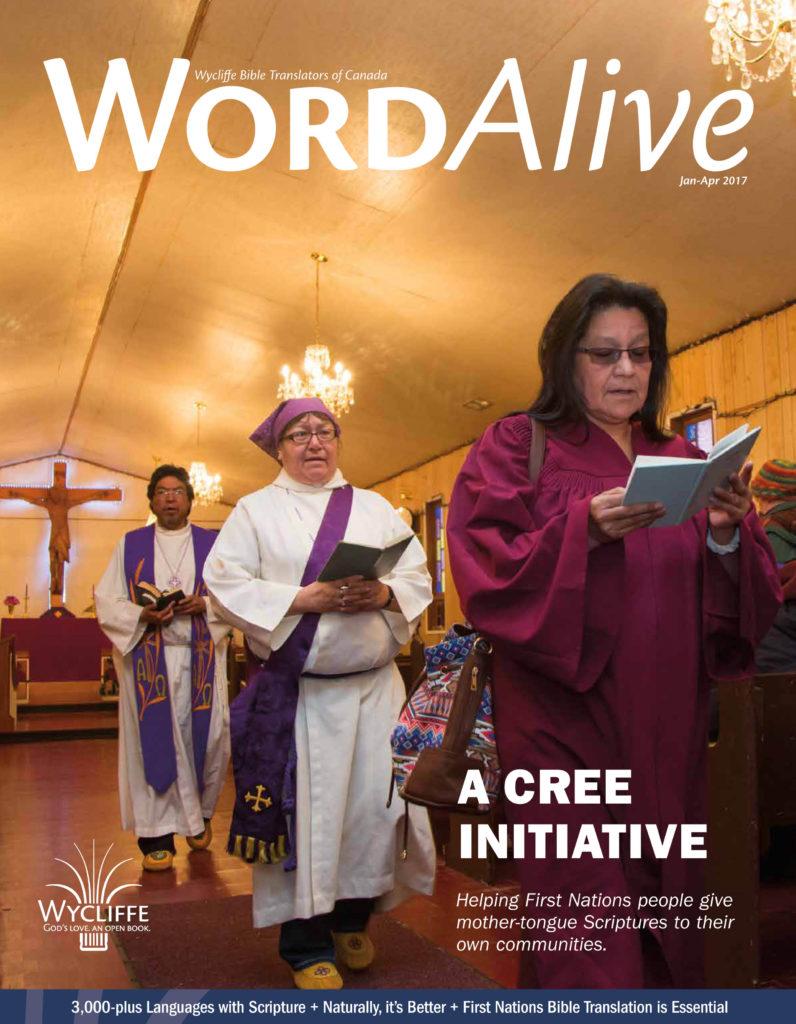 Word Alive Jan-Apr 2017 Volume 35 Number 1